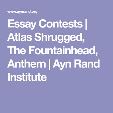 Ayn Rand Essay Contests