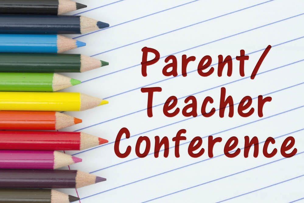 Oct. 21 Parent/Teacher Conferences