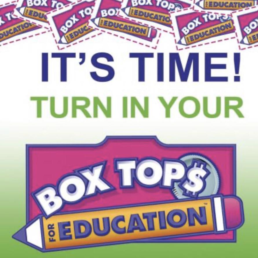 Box Tops for KWE