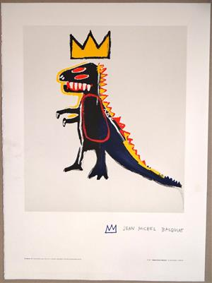 Basquiat Alligator