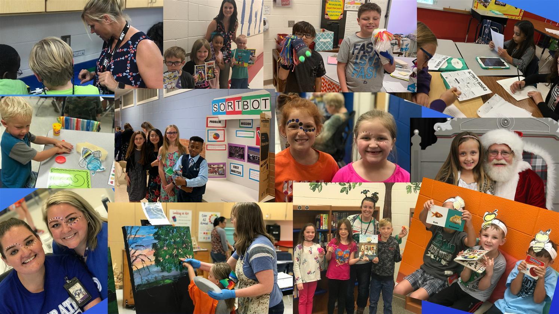 Taylor Creek Elementary School / Homepage